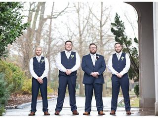 The Groomsman Suit 1