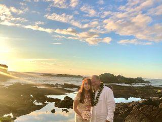Simple Kona Beach Weddings 3