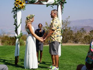 A'more At Last Wedding Officiant Services 1