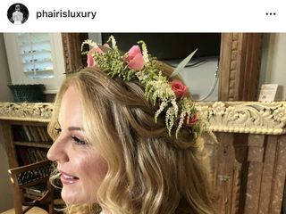 Phairis~On location Bridal Hairstyling & In Salon Services 4