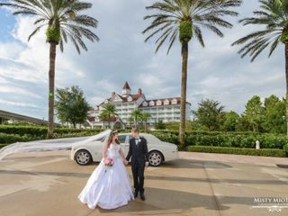 Orlando Wedding Cars 5