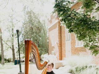 Jessica Cordner Harpist 1
