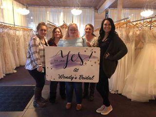 Wendy's Bridal Cincinnati 5