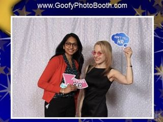 Goofy Photo Booth 1