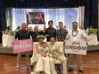 Team Bride Team Groom Hawaii 2