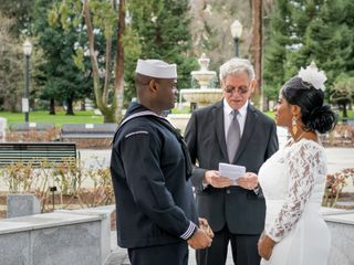 Sacramento, Roseville Wedding Officiant - Ken Birks 5