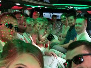1Up'n Limousines and Party Buses 4