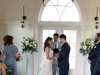 Han Hills - Wilmington Wedding Officiant 1