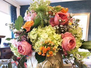 Claudia O'Hara Weddings & Events Florist 1
