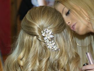 Formal Faces - On Location Hair & Makeup for Weddings 2