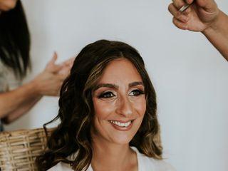 Morgan King Makeup 4