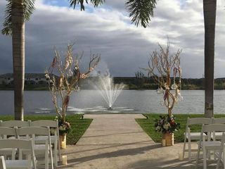 Vista Lago Ballroom 1