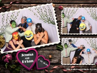 The Fab Fern Photo Booth 2