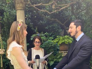 Susan Turchin - Officiant/Celebrant NYC - Creative Wedding Ceremonies 1