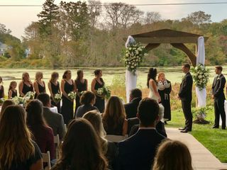 Aviva Sala - Wedding Officiant 1