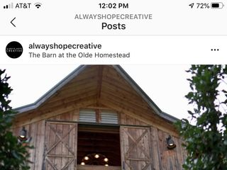 The Barn at the Olde Homestead 1