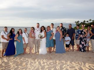 Afterglow Weddings Maui 1