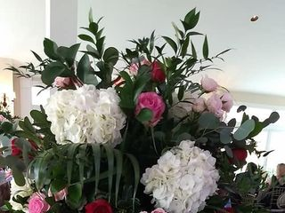 Shelly Black, Custom Floral Designer, at Wayside Studios 3