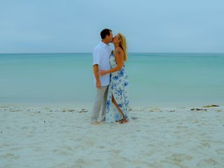 Simple Beach Wedding 5
