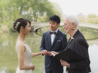 Tulis McCall - New York Celebrant: Wedding Officiant and Interfaith Minister 1
