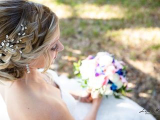Lili's Weddings Makeup Artist and Hair Styling Group 5