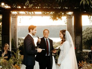 Rabbi Dr. Andy Dubin -- Wedding Officiant for all Traditions 1