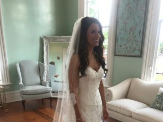 Megan Pirrocco Bridal Hair 3