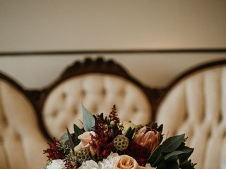Baqara Venue, Floral & Decor. 5