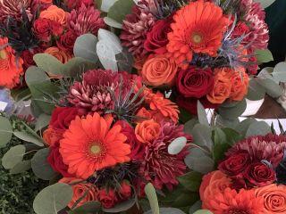 Rose of Sharon European Florist 3