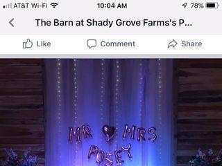 The Barn at Shady Grove 6