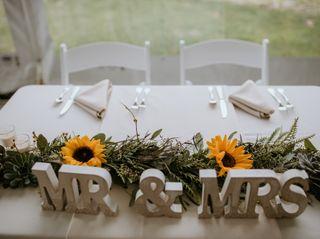 Sandra L. Porterfield Wedding & Event Floral Designs 3