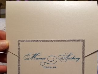 Yvonne's Invitations & Favors 1
