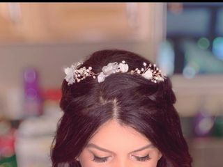 Professional Elegance Wedding Hair and M.A.C. Make-Up 5