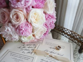 Maureen H. Hall Stationery and Invitations 2