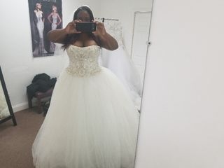 Evas bridal of  Orland Park 6