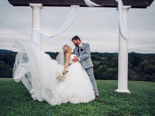 Bluegrass Wedding Barn 6