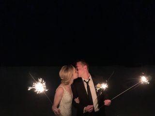 Wedding Day Sparklers 2