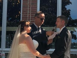 Paul Pakusch, Wedding Officiant 3