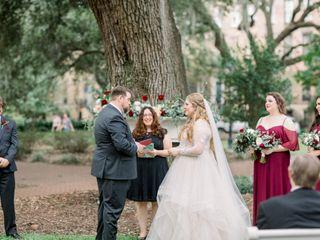 Tracy Brisson, Wedding Officiant - Savannah Custom Weddings & Elopements 1