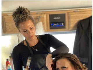 The Cut On Location Barber & Beauty Salon 3