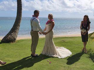 Just Married Hawaii 4