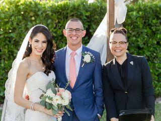 Adriana Camacho Bilingual Wedding Officiant - Notary Public 2