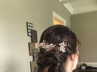 """""""I Do"""" Hair Creations 4"""