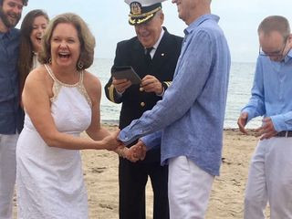 Married by A Sea Captain 1