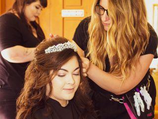 Jewel Hair Design 3