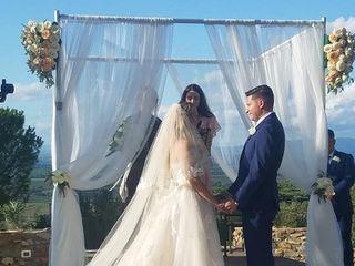 Franci's Flowers Wedding Design 2