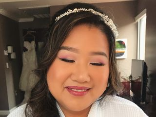Amber Rose Makeup 1