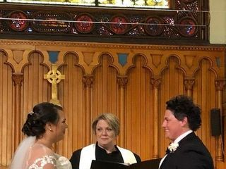 Rev. Stacey Midge, Weddings and Pastoral Services 2