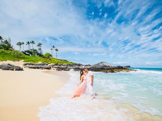 Right Frame Photography - Honolulu Wedding Photography 2