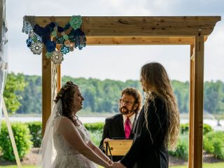 Creative Weddings of Southern Maryland-Joe Orlando, Reverend 2